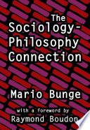 The Sociology-Philosophy Connection