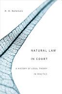 Natural Law in Court [Pdf/ePub] eBook