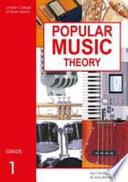 Popular Music Theory Grade 1 Book
