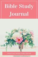 Bible Study Journal Book