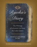Rywka's Diary [Pdf/ePub] eBook