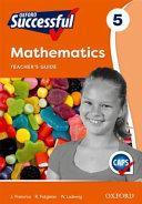 Books - Oxford Successful Mathematics Grade 5 Teachers Guide | ISBN 9780195998108