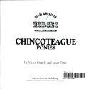 Pdf Chincoteague Ponies