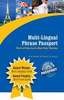 Multi Lingual Phrase Passport