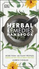 Herbal Remedies Handbook Pdf/ePub eBook