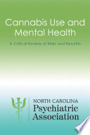 Cannabis Use And Mental Health
