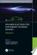 Polymer Electrolytes for Energy Storage Devices Book