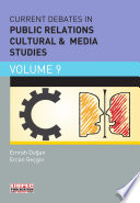 Current Debates in Public Relation, Cultural & Media Studies