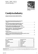Candy And Snack Industry