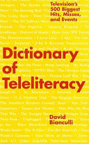 Dictionary of Teleliteracy