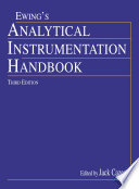 Analytical Instrumentation Handbook Book