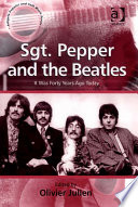 Sgt  Pepper and the Beatles Book