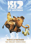 Ice Age 2 Movie Storybook Book