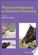 Pharmacotherapeutics for Veterinary Dispensing Book