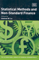 Statistical Methods and Non standard Finance