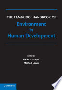The Cambridge Handbook of Environment in Human Development Book