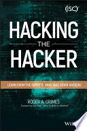 Hacking the Hacker Book