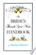 The Bride s Thank You Note Handbook