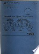 Criminal Acts Against Civil Aviation