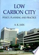 Low Carbon City Book