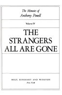 The Strangers All are Gone
