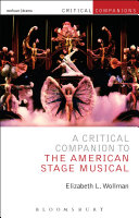link to A critical companion to the American stage musical in the TCC library catalog