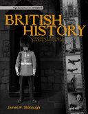 British History Student