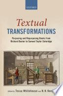 Textual Transformations