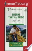 Sheriff Takes a Bride
