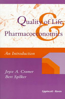 Quality of Life and Pharmacoeconomics