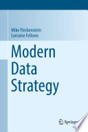 Modern Data Strategy Book