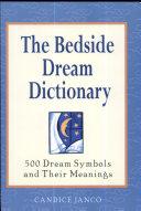 Bedside Dream Dictionary