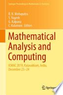 Mathematical Analysis and Computing