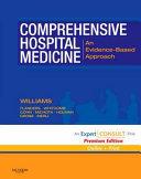 Comprehensive Hospital Medicine