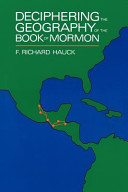 Deciphering the Geography of the Book of Mormon