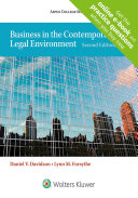 Business in the Contemporary Legal Environment ebook