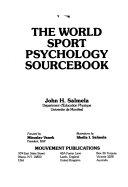 The world sport psychology sourcebook