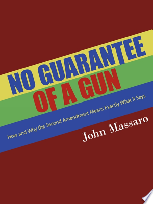 Download No Guarantee of a Gun Free Books - Dlebooks.net