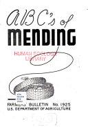 ABC's of Mending