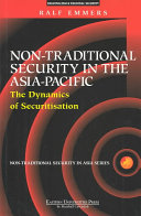 Non Traditional Security In The Asia Pacific