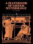 Pdf A Handbook of Greek Mythology