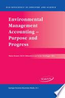Environmental Management Accounting     Purpose and Progress