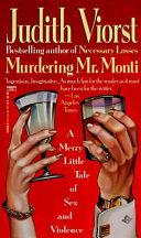 Murdering Mr  Monti