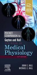 Pocket Companion to Guyton and Hall Textbook of Medical Physiology Book