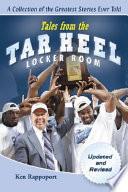 Tales from the Tar Heel Locker Room
