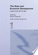 The State And Economic Development
