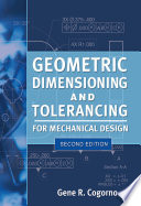 Geometric Dimensioning and Tolerancing for Mechanical Design 2 E Book