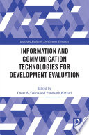 Information and Communication Technologies for Development Evaluation