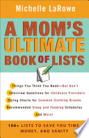 A Mom s Ultimate Book of Lists