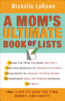 A Mom's Ultimate Book of Lists